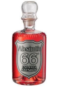 Absinth 66® Tonka 0,5L