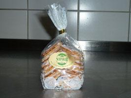Spitzbuben gefüllt mit süßer fränkischer Johannisbeere, Päckchen á 125 g