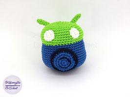 FDroid mascotte peluche en coton au crochet