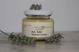 Sheabutter mit Lavendel Ätherischeöl