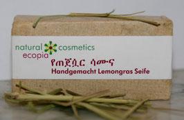 Zitronengrasseife/ Lemongras tea soap