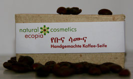 Schwarze Kaffee Seife / Soap befor party: stay awake Coffee Soap