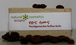Schwarze Kaffee Seife / Soap befor party: stay awake Coffee Soap