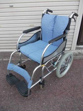 超軽量車椅子エアリアル介護式車椅子(MW-SL2-B)