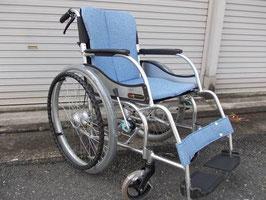超軽量車椅子エアリアル自走式車椅子(MW-SL1-B)