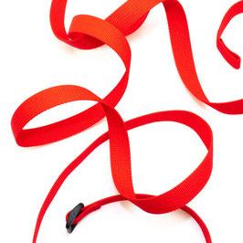 Bauchtasche Band rot