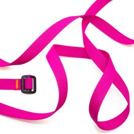 Bauchtasche Band pink