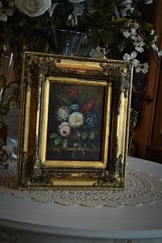 Olejomaľba na plátne s podpisom autora 37 x 42cm