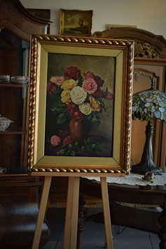 Olejomaľba na plátne s podpisom autora 60 x 78cm