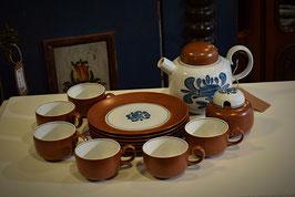 Nádherný kávový servis Villeroy & Boch pre 6 osôb 14 kusov