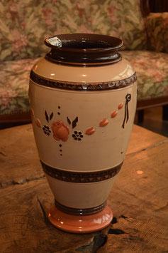 Veľká glazúrovaná váza