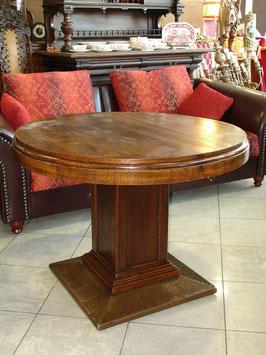 Okrúhly stôl z masívu Ø103