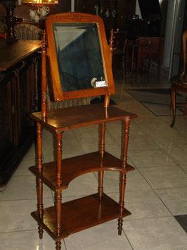 Starožitný zrkadlový stolík