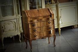 Nádherná písacia Baroko komoda