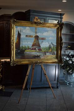 Olejomaľba na plátne 95 x 125cm