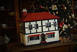 Starý domček pre bábiky