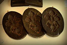 Vosková dekorácia 12 x 17,5cm