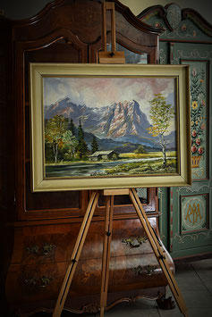 Olejomaľba na plátne s podpisom autora 62 x 82cm