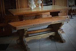 Nádherný konferenčný stôl z masívu