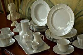 Nádherný porcelánový servis pre 5 osôb - Fürstenberg - 26 kusov