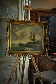 Obraz v drevenom ráme 54 x 63cm