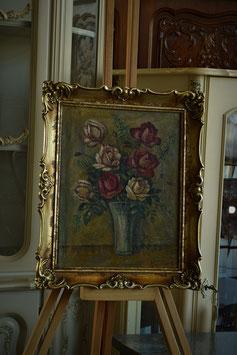 Olejomaľba na plátne s podpisom autora 30 x 36cm