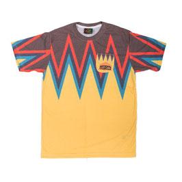 """the Himalayas"" yellow T-Shirt unisex"