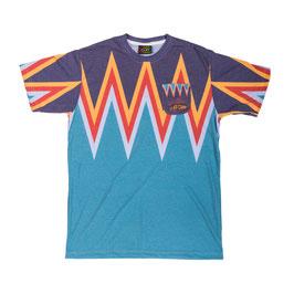 """the Himalayas"" blue T-Shirt unisex"