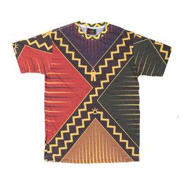 """jamaica"" varicolored T-Shirt unisex"