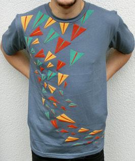 """""""paper planes"""" T-Shirt unisex"""
