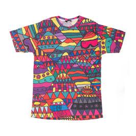 """""""life without nothing"""" T-Shirt unisex"""