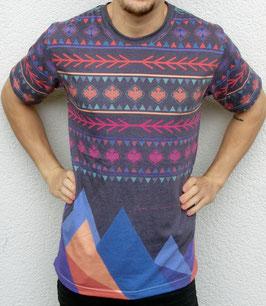 """mountain flowers"" T-Shirt unisex"