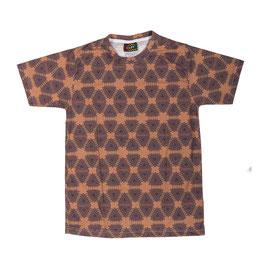 """geometry"" brown T-Shirt unisex"