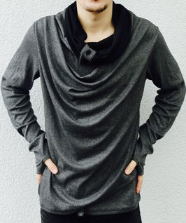 """extraordinary"" gray Sweater unisex/unisize"