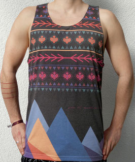 """mountain flowers"" Tanktop unisex"