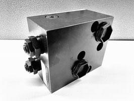 Doppelschockventil für CPMV (Danfoss OMV) Ölmotoren/shock valve KPDV 250