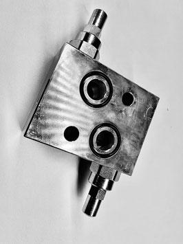Druckbegrenzungsventil DBV, Schockventil für Danfoss OMS Hydraulikmotor
