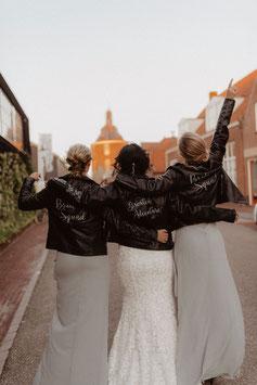 AYW-B020 HUUR Bruidsmeisjes jasje
