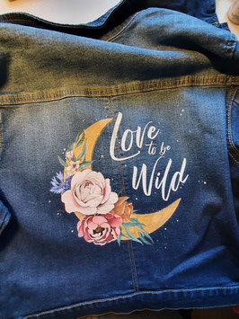 AYW-0061 Love to be Wild, M