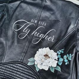 AYW-A011  Beschilderd jasje pakket ZILVER