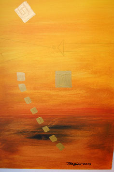 Acryl-Gemälde