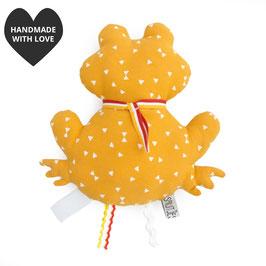Knuffel Kikker handmade