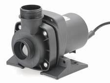 AquaMax Dry 6000 | Bomba de filtración y arroyos