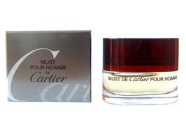 Cartier - Must pour Homme