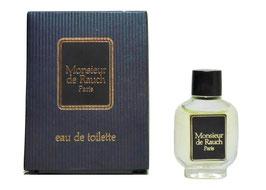 Rauch (De) - Monsieur De Rauch