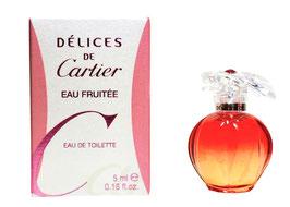 Cartier - Délices Eau Fruitée M
