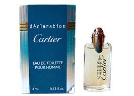 Cartier - Déclaration  L
