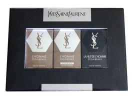 Saint Laurent Yves - Coffret 3 miniatures