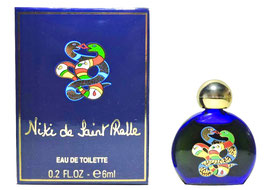 Saint-Phalle ( Niki de ) - Niki de Saint-Phalle