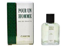 Caron - Pour Un Homme